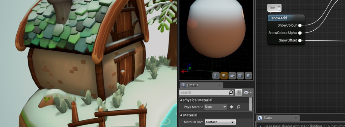 Material Functions – Jess's UE4 Tutorials