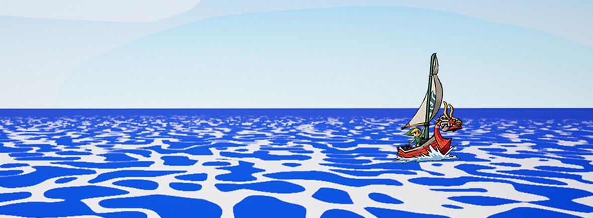 Animating Noise: Wind Waker Style Ocean – Jess's UE4 Tutorials